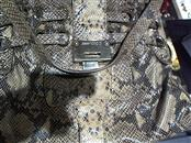 JIMMY CHOO Handbag SNAKESKIN TOTE